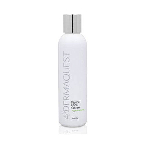 Dermaquest Peptide Vitality Peptide Glyco Cleanser 6oz.