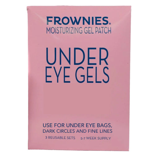 Frownies Under Eye Gels (3 reusable sets)