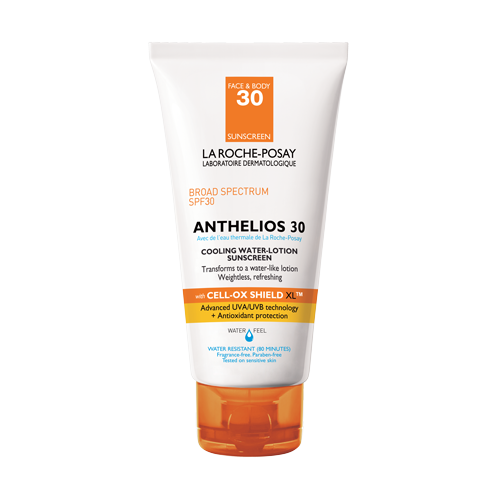 La Roche-Posay Anthelios 30 Cooling Water-Lotion Sunscreen 5oz