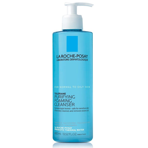 La Roche-Posay Toleriane Purifying Foaming Cleanser 13.52oz