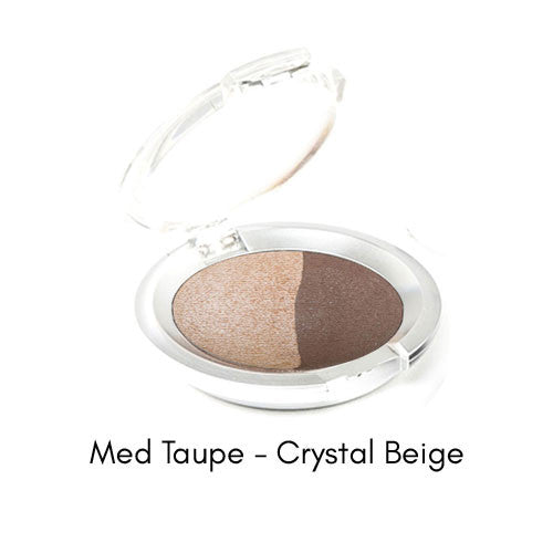 Ageless Derma Baked Creamy Mineral Eye Shadow Duo
