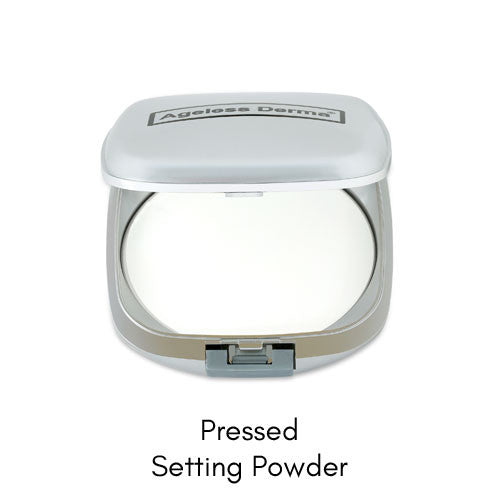 Ageless Derma Mineral Pressed Setting Powder