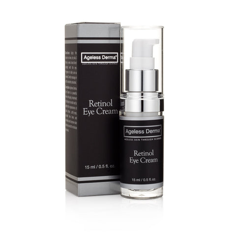 Ageless Derma Retinol Eye Cream