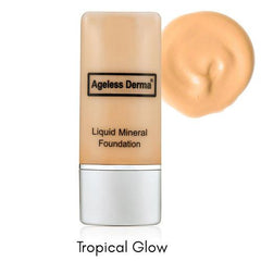 Ageless Derma Liquid Mineral Foundation