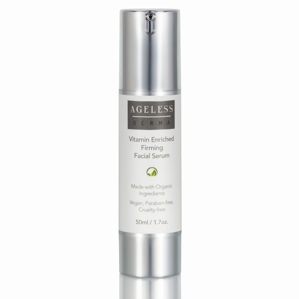 Ageless Derma Vitamin Enriched Firming Facial Serum 1.7oz