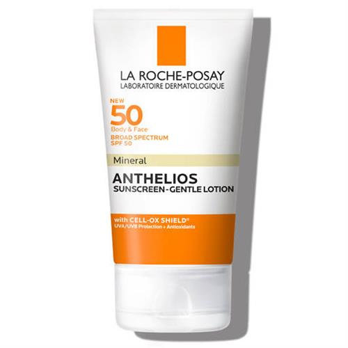 La Roche-Posay Anthelios 50 Mineral Sunscreen Gentle Lotion 3oz