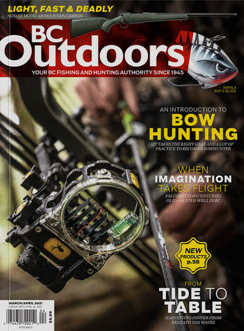 BC Outdoors March/April 2021 Issue