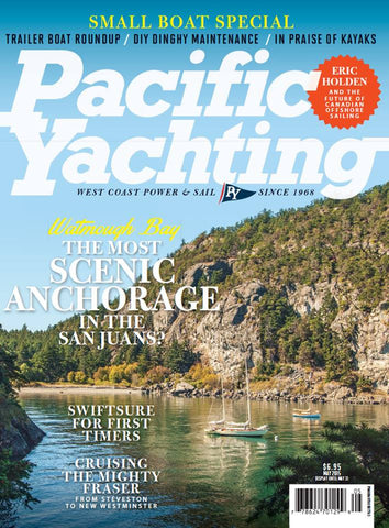 Pacific Yachting May 2015 Issue