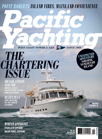 Pacific Yachting November 2015 Issue