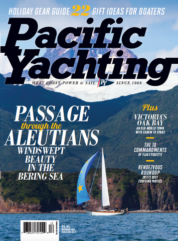 Pacific Yachting December 2015 Issue