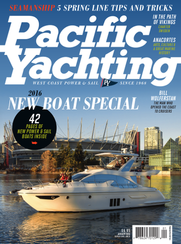 Pacific Yachting January 2016 Issue
