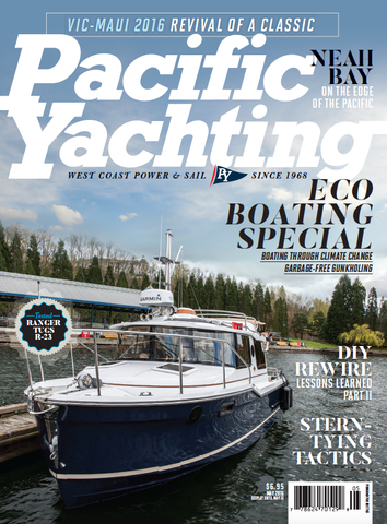 Pacific Yachting May 2016 Issue