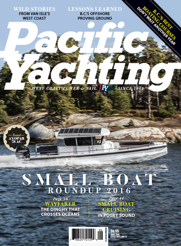 Pacific Yachting June 2016 Issue