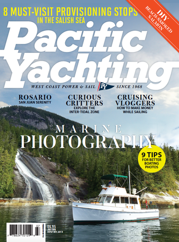 Pacific Yachting July 2016 Issue