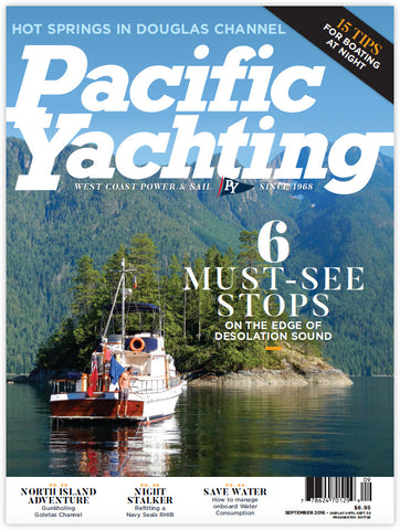 Pacific Yachting September 2016 Issue