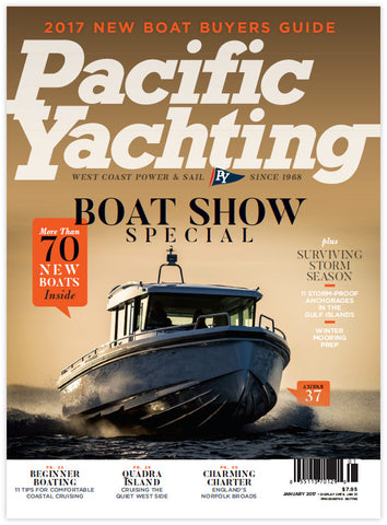 Pacific Yachting January 2017 Issue