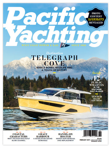 Pacific Yachting February 2017 Issue