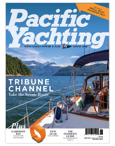 Pacific Yachting June 2017 Issue