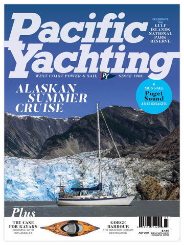 Pacific Yachting July 2017 Issue