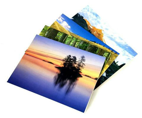 4-Pack of Scenic Greeting Cards