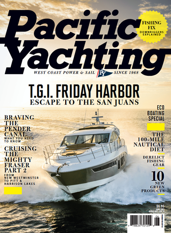 Pacific Yachting June 2015 Issue