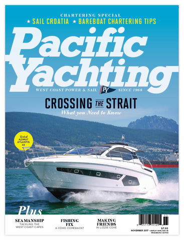 Pacific Yachting November 2017 Issue