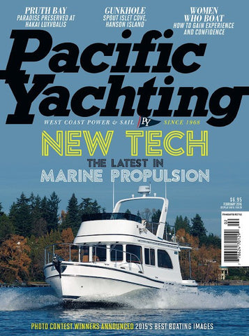 Pacific Yachting February 2016 Issue