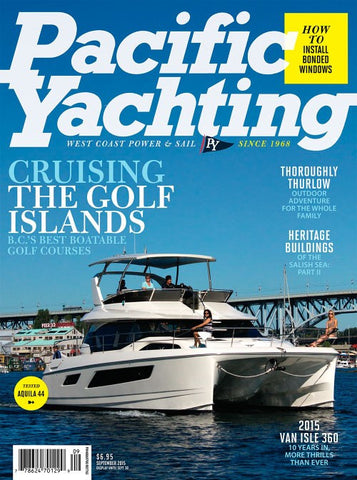 Pacific Yachting September 2015 Issue