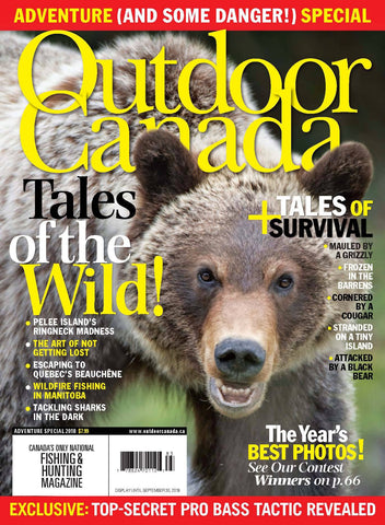 Outdoor Canada Adventure Special 2018 Issue