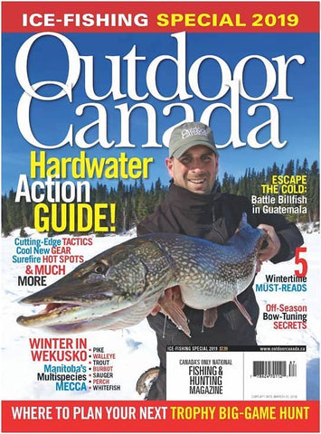 Outdoor Canada Ice-Fishing Special 2019 Issue