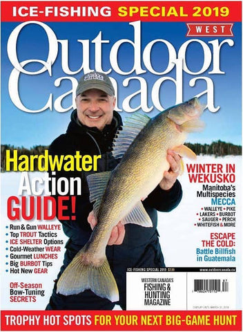 Outdoor Canada West Ice-Fishing Special 2019 Issue
