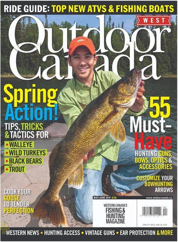 Outdoor Canada West May/June 2019 Issue