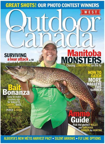 Outdoor Canada West July/August 2019 Issue