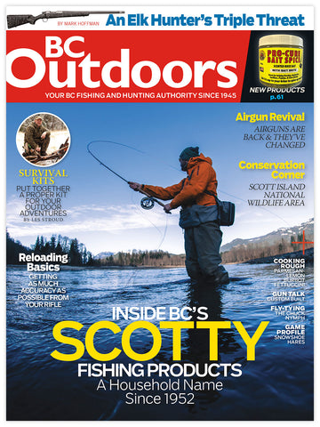 BC Outdoors January/February 2019 Issue