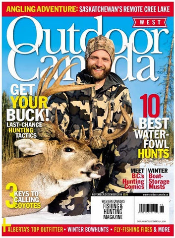 Outdoor Canada West November/December 2019 Issue