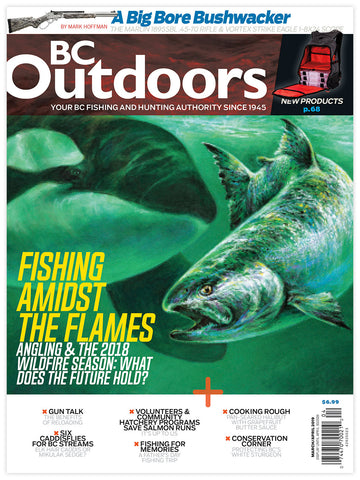 BC Outdoors March/April 2019 Issue