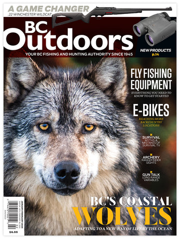 BC Outdoors January/February 2020 Issue