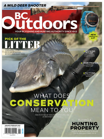 BC Outdoors January/February 2021 Issue