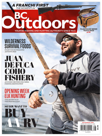 BC Outdoors July/August 2020 Issue