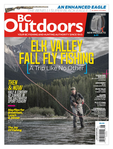 BC Outdoors July/August 2018 Issue