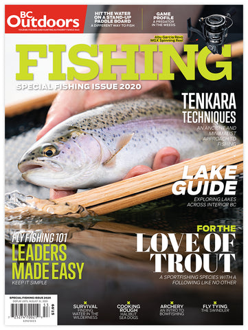 BC Outdoors Special Fishing 2020 Issue