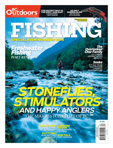 BC Outdoors Special Fishing 2018 Issue