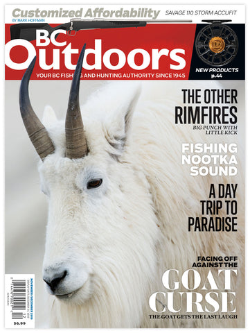 BC Outdoors November/December 2019 Issue