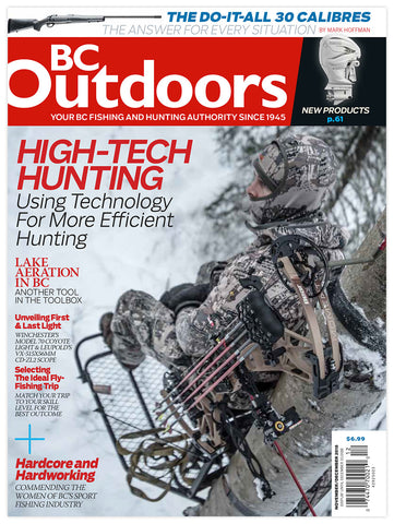 BC Outdoors November/December 2018 Issue