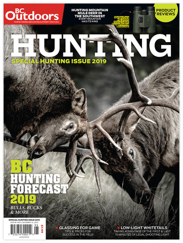 BC Outdoors Special Hunting 2019 Issue
