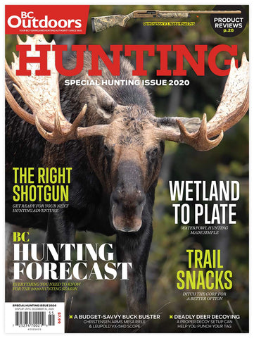 BC Outdoors Special Hunting 2020 Issue