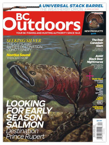 BC Outdoors March/April 2018 Issue