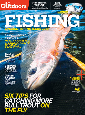 BC Outdoors Special Fishing 2019 Issue