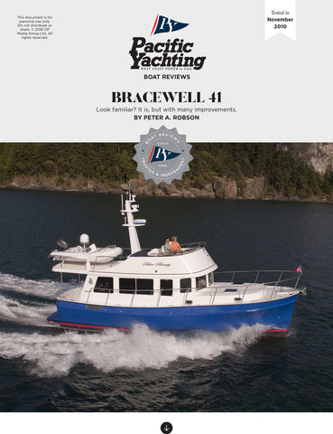 Bracewell 41 [Tested in 2010]