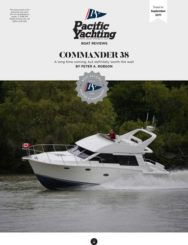 Commander 38 [Tested in 2011]